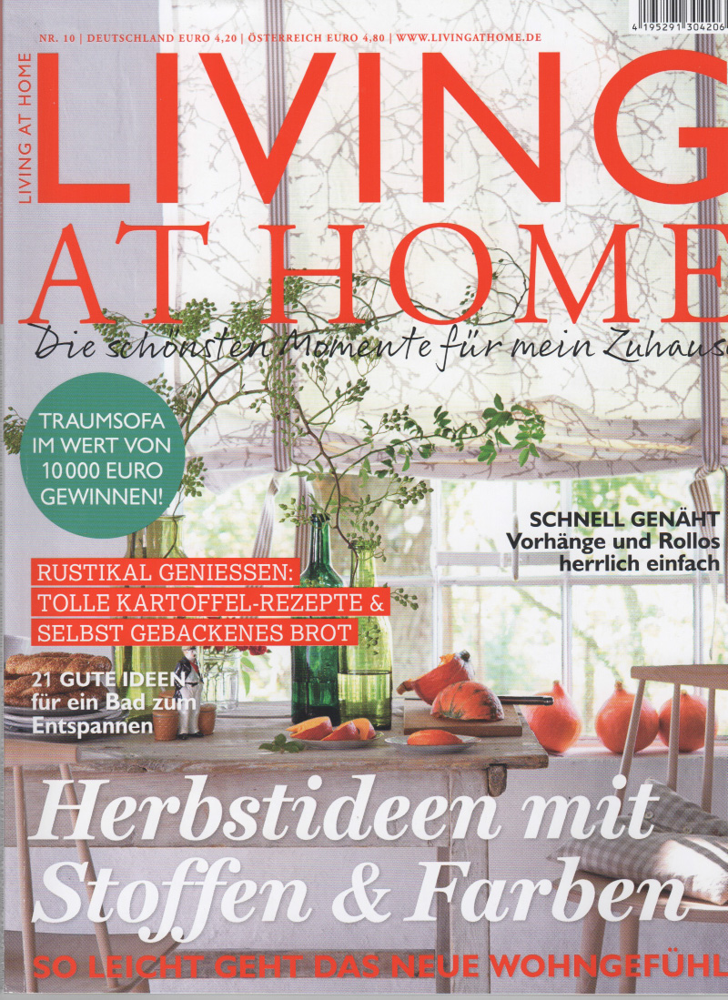 Living at Home 10/2016