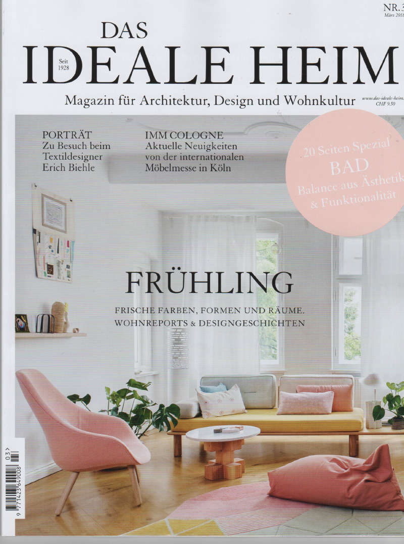 DAS IDEALE HEIM, March 2018