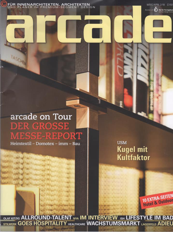 Arcade, Deutschland, March / April 2019